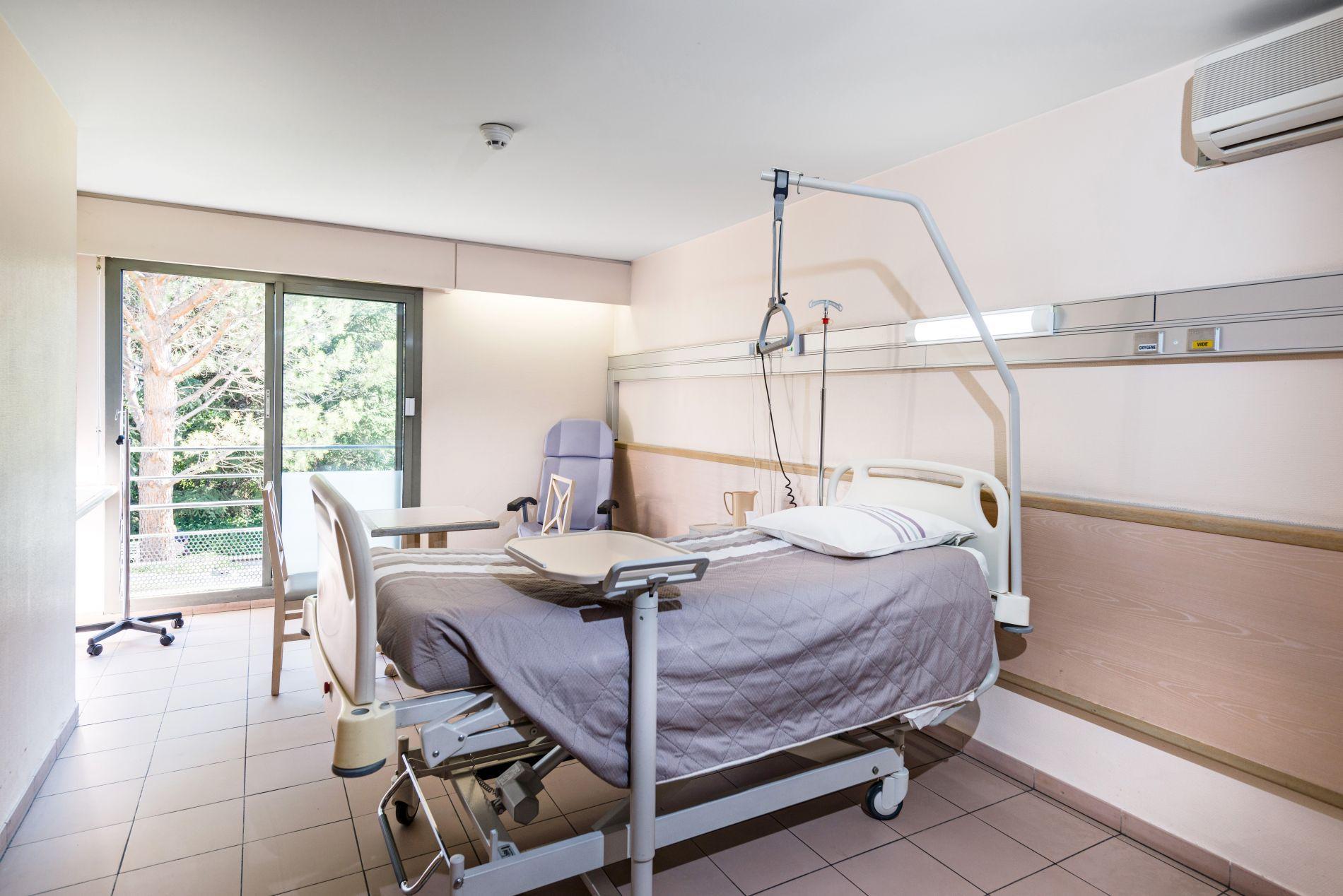 Séjour en hospitalisation à la clinique Axium